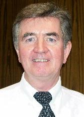 Brendan Boyce, M.B.Ch.B.