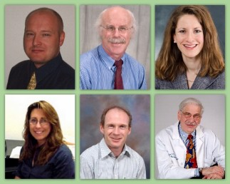 2014 Pilot Funding Awardees: R. Eliseev, R. Looney, E. Guancial, S. Spinelli, C. Morrell, E. Messing